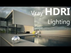 Vray HDRI tutorial in 3ds Max – Architectural Visualization