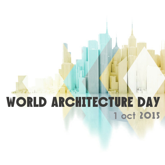 Happy World Architecture Day