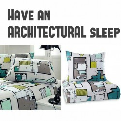 Have an architectural sleep