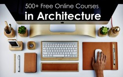 500+ Free Online Courses in Architecture, Art, Design & Engineering