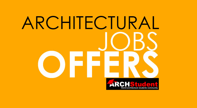 Architect/Architectural Designer Job