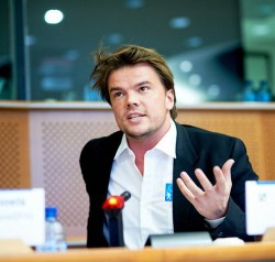 Annual Architecture Lecture: Bjarke Ingels, 13 July 2015 | Royal Academy of Arts