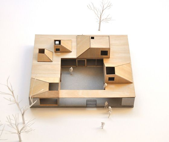 Roof House by Leth & Gori, photo: Stamers Kontor and Leth & Gori