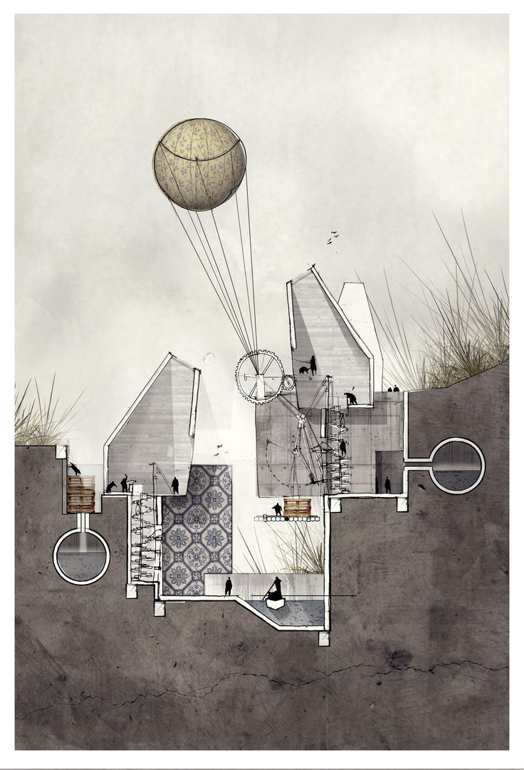 Found on drawingarchitecture.tumblr.com