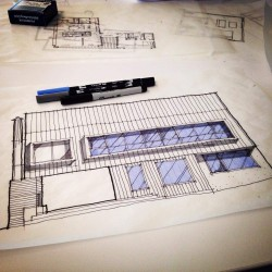 Architectural Sketch