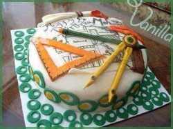 Birthday Cakes for ARCHITECTS and ENGINEERS