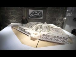 Timelapse of 1 -100 model designed by Architecture Van Brandenburg