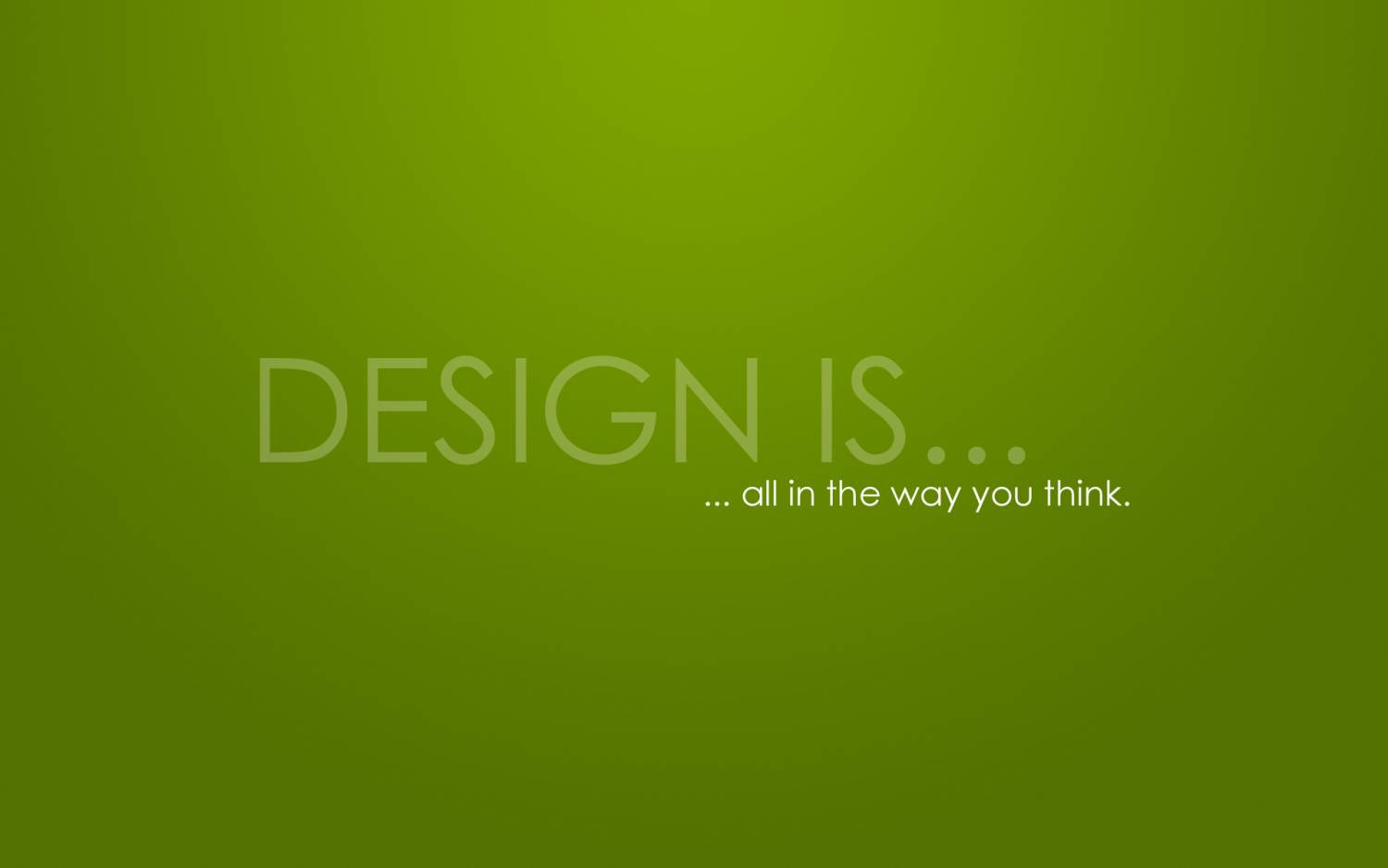 Wallpaper – Design is.. all in the way you think   ARCH ...