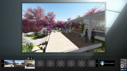 New in Lumion 5.7. Share your architectural designs with anyone!