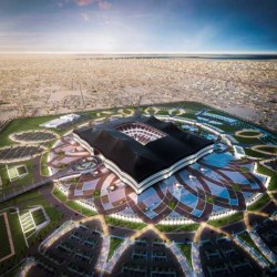 Qatar Reveals Designs for Al Bayt Stadium World Cup 2022