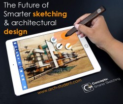 The Future of Smarter sketching & architectural design