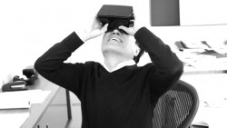Cool: Google Cardboard in Architecture