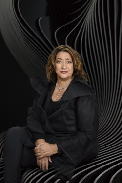 RIBA Awards 2016 Royal Gold Medal to Zaha Hadid