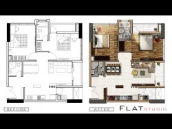Architecture plan render by photoshop _ PART 2 – YouTube