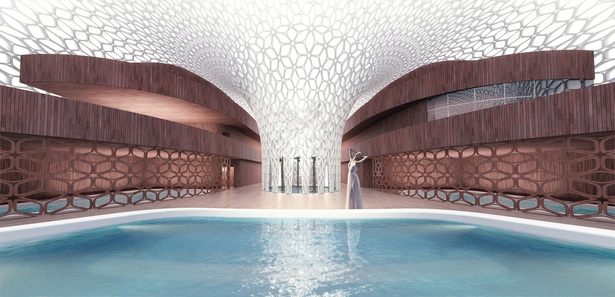 Food & Wellness Club | Barberio Colella ARC | Archinect