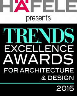 TRENDS Excellence Awards for Architecture & Design 2015