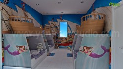 Kids Interior Room Design Animation