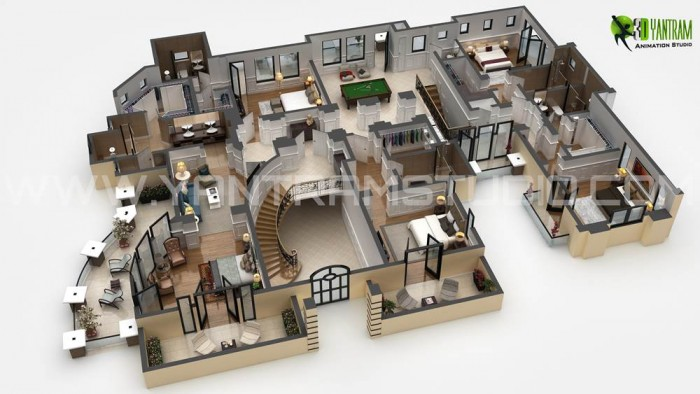 Luxurious 3d Floor Plan Maker Arch