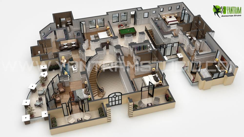 3d Floor Plan Design Arch