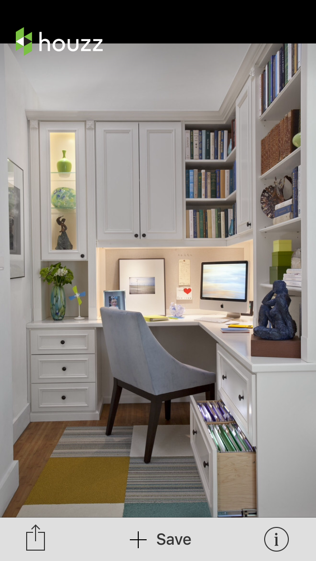 I need mini home office