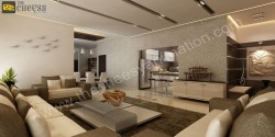 3D Architectural Interior Design