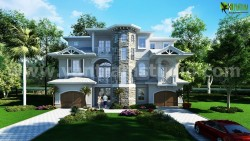 Classic Exterior House Design USA