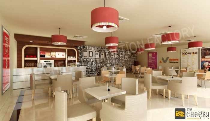 3d coffee shop interior design arch for 3d cuisine boe