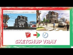 10 Quick Tips for Exterior Rendering Using Sketchup Vray
