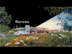 Post Production After effects Architecture – YouTube