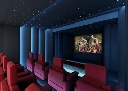 Theater 3D Interior Rendering Services by Windzoon Engineering