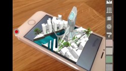 Arki real-time visualisation of architectural models