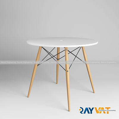 3D Furniture AutoCAD