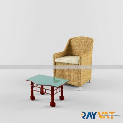 3D Furniture Designing