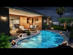 Home Exterior & Interior Architectural Walkthrough – 3D Animation
