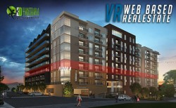 3D Web Interactive Elevation