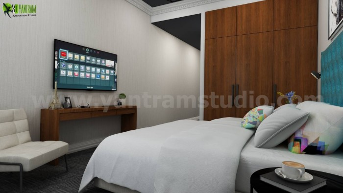 Have a Look of Modern Bedroom Design Ideas for your Home Brisbane