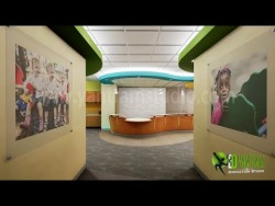 3D Interior Walkthrough Animation of Maternal hospital Interior Design | Virtual Tour Design