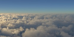 HDRI Above Clouds