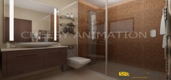 Architectural 3D Interior Rendering