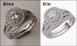 Jewellery Photo Retouching