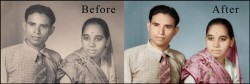 outsourcing photo restoration