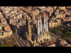 Sagrada Família: Visualisation of the Finished Basilica – Video