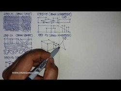 Learn to draw in ARCHITECTURE in 8 easy steps