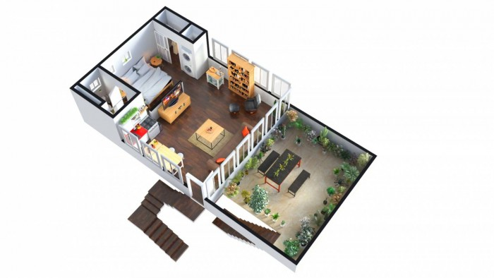 3D Floor Plan Services