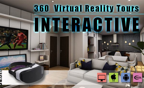 Must Have Interactive Interior Virtual Reality App