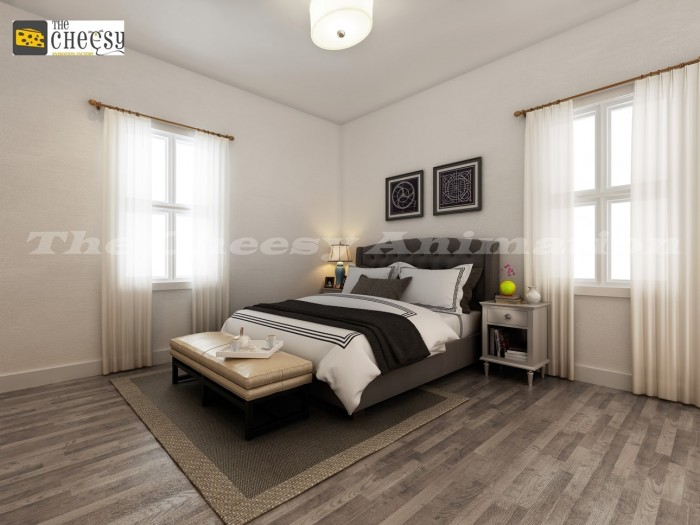 3D Architectural Visualization and Rendering Services