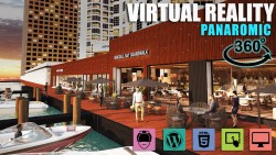 Interactive Panoromic Virtual Tour By Yantram virtual reality developer London, UK