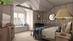 Bedroom Design Ideas, Pictures, and Inspiration by Yantram Interior Design Firms – San Fra ...