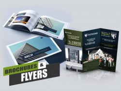 Brochure Design Ideas By Yantram Real Estate Web Development – New York, USA