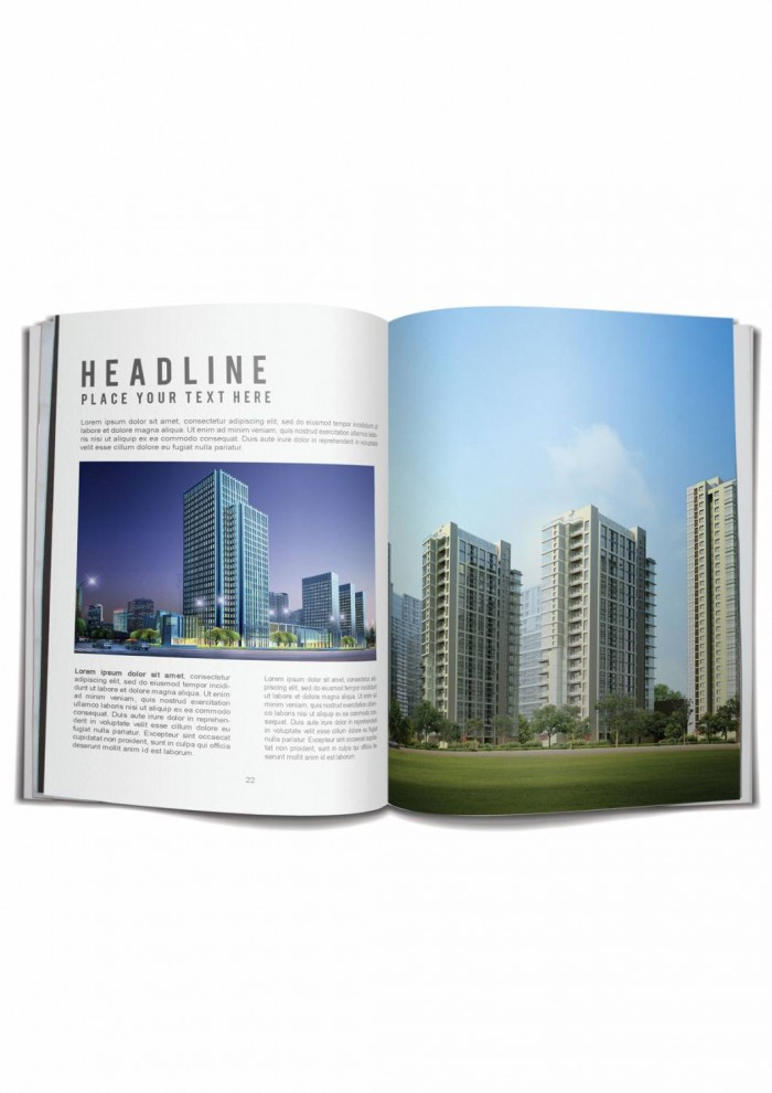 Real Estate Booklet Ideas By Real Estate Digital Branding Agency – New York, USA